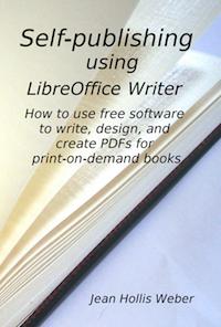 Self-Publishing using LibreOffice Writer