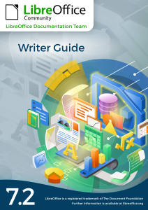 Cover of Writer Guide 7.2